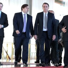 Por que conversa mole dos Presidentes do Congresso e  STF só ajudam no ataque do Bolsonarismo ademocracia