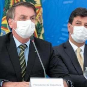 Novela entre Bolsonaro e Mandetta distrai os brasileiros em meio à gravidade dapandemia