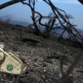 O coronavírus está revelando como a economia americana está realmentequebrada
