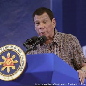 Presidente das Filipinas manda Matar pessoas a tiros pra que não morram de CoronaVírus