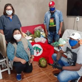 MST doa 14,3 toneladas de alimentos em SantaCatarina