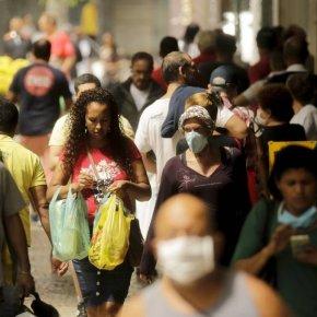 CoronaVírus(Dia 9/08): Com 17.800 casos e já quase mil mortos, taxa de letalidade é de5,3%