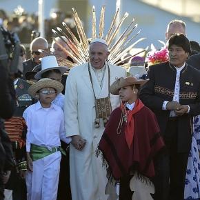 """No domingo de Páscoa, Papa escreve aos movimentos populares: """"Continuem aluta"""""""
