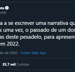 Petra Costa: 'Não se esqueçam. Moro é o criador, Bolsonaro acriatura'