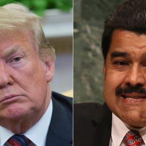A esquerda que luta contra o povo venezuelano junto com o imperialismo ( do BrasdangolaBlog)