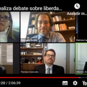 """Em evento público, Alexandre de Moraes disse hoje que não é hora de apaziguamento, mas da """"aplicação da lei"""". Assista o vídeo e leia comentário eartigo"""