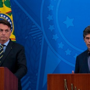 Em 4º lugar, Com 7 mil mortos, Brasil apavora o mundo por encarar vírus sem nenhuma estratégianacional