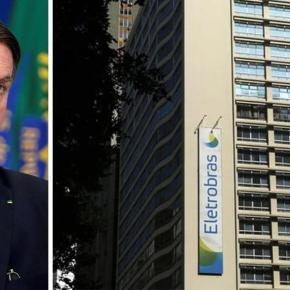 Governo Bolsonaro decide privatizar Eletrobrás na bacia dasalmas