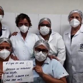 Brasil já tem mais profissionais de enfermagem mortos que Itália e Espanha juntos: Isto é culpa doGoverno!