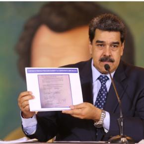 Oposição Venezuelana negociou golpe contra Maduro com Empresa de mercenários americanos ligados aTrump