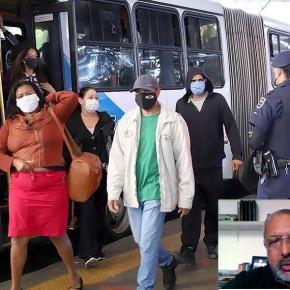 Projeto do Senador Paim torna obrigatório uso e distribuição de máscaras  no país inteiro para enfrentarCOVID-19