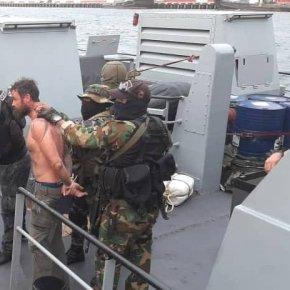 Mercenários presos na Venezuela eram guarda-costas deTrump