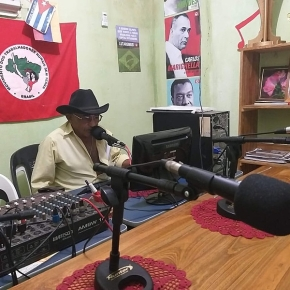 Na Pandemia, rádios comunitárias do MST levam informação a áreas da ReformaAgrária