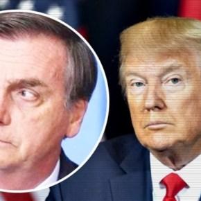 """Trump barra entrada de brasileiros nos EUA: """"Não quero que venham infectar nossopovo"""""""