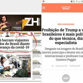Decisão de Trump de impedir brasileiros de entrar nos EUA é mais Política queTécnica