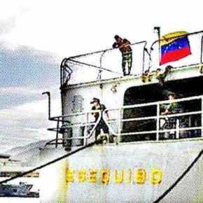 Aliada dos EUA, Colômbia invade a Venezuela por mar para tentar golpe de Estado, mas terroristas sãofuzilados