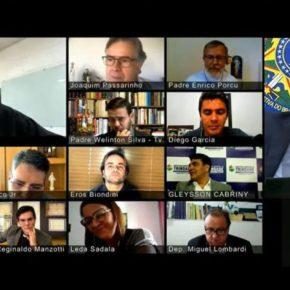 TVs católicas oferecem apoio a Bolsonaro em troca de publicidade (Vídeo). E toda a falação progressista do Papa ficaaonde?
