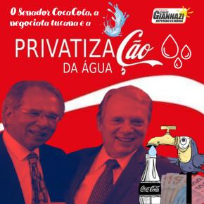 Em meio à pandemia, governo dá crédito milionário a Coca-Cola e Ambev — BrasdangolaBlogue
