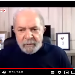 """""""O PT não pode pegar o 1º ônibus que passar"""", diz Lula em fala na Reunião do Diretório Nacional do PT(Vídeo)"""