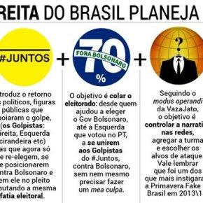 """Merval Pereira  descreve a """"rota"""" e o """"destino"""" do """"1º ônibus"""" que Lula não quer que a esquerdapegue!"""