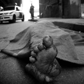 A morte do negro Camilo (Por PauloPaim)