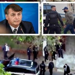 Queiroz preso, funcionária de Flávio sob mandado de busca e Bolsonaros apreensivos com a pólvora acesa—