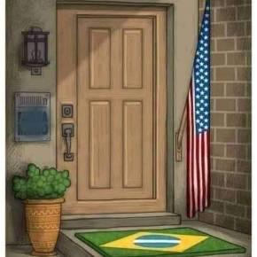 Tem que desenhar? Tá desenhado! Em uma imagem, Jota Camelo mostra a realidade do Brasil de Guedes eBolsonaro