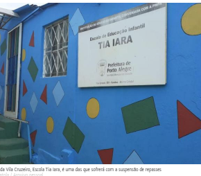 Educação Infantil em Porto Alegre: Crianças e pais abandonados pela Prefeitura de Marchezan em Plenapandemia