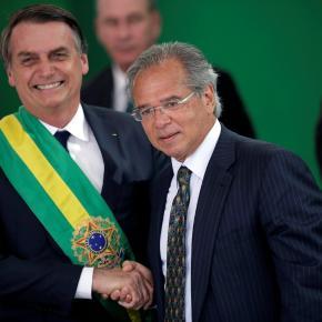 O BRASIL É O 1º PAÍS NO MUNDO A TER UM MINISTÉRIO DA DESTRUIÇÃONACIONAL
