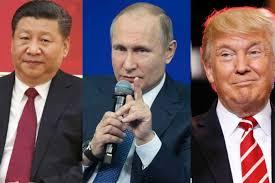 O papel crucial do triângulo EUA/Rússia/China na políticaglobal