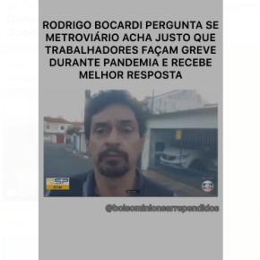 """Ao vivo, no Bom Dia da Globo, trabalhador  acerta """"um direto de esquerda"""" no âncora e na emissora (Vídeoimperdível)"""