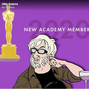 O Cineasta gaúcho Otto Guerra é o mais novo integrante da Academia de Artes e Ciências deHollywood