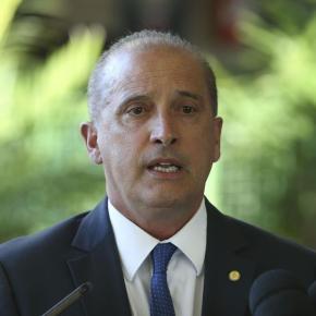 Corrupção: STF manda investigação contra Onyx Lorenzoni por  propina Caixa 2 da JBF para a Justiça Eleitoral doRS