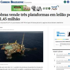100 MIL BRASILEIROS COMO BOIS DE PIRANHA E 3 PLATAFORMAS E NOSSA SOBERANIA VENDIDAS COMOSUCATA