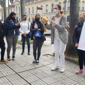 Em plena Pandemia, Empresa contratada por Marchezan, demite 700 trabalhadores da área Educação e não pagadireitos