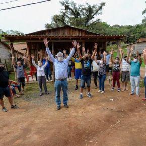 Comunidade Estrela D'Alva  saúda lei que possibilita Regularização da Área e pode beneficiar mais de 700 vilas em PortoAlegre