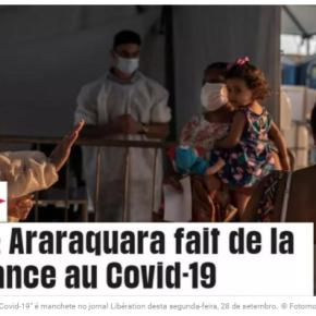 Com testagem em massa, Cidade governada pelo PT é referência de Combate ao Corona Vírus, mostra JornalFrancês
