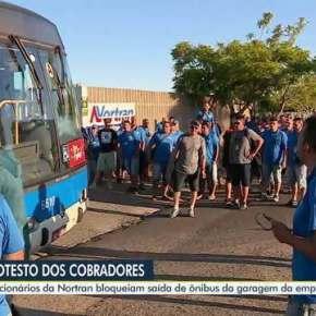 Denúncia: Marchezan passa dinheiro pra empresas e autoriza demissão de milhares de cobradores deÔnibus