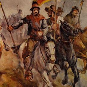 20 DE SETEMBRO: ANDAVAM OS FARROUPILHAS MANCOMUNADOS COM OSIMPERIAIS??