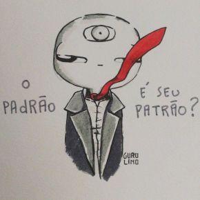 Artista Gurulino é vítima de brutal violência policial emBrasília