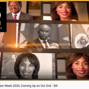 No dia 2 de Outubro,Senador Paim na ONU, entre os 100 afro- descendentes mais influentes do Mundo em2020
