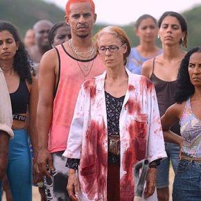 """""""Bacurau"""" vence em seis categorias e domina o grande prêmio do cinemabrasileiro"""