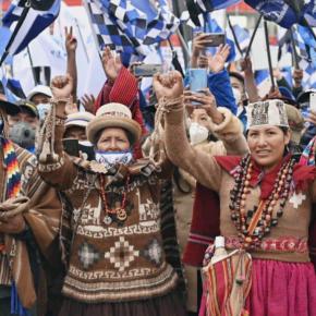 Depois da esmagadora vitória na Nova Zelandia, esquerda pode vencer também na Bolívia nestedomingo