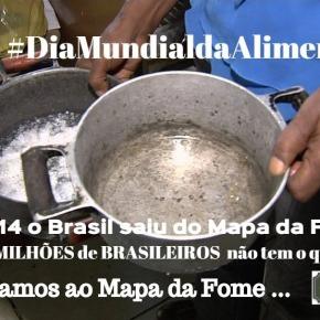 Bolsonaro e Guedes trouxeram a Fome de volta a mesa doBrasileiro