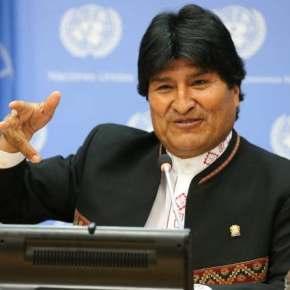 Justiça da Bolívia anula mandado de prisão contra EvoMorales