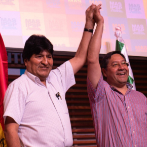 Avassaladora vitória da Esquerda na Bolívia é reconhecida até pela PresidentaGolpista