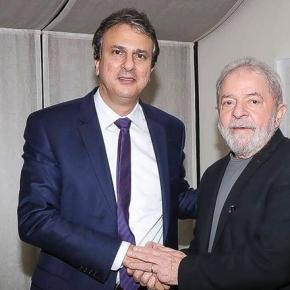 Lula e Camilo são os que mais influenciam o voto emFortaleza