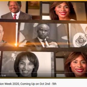 Paulo Paim homenageado na ONU como uma das cem pessoas negras mais influentes do mundo(vídeo)