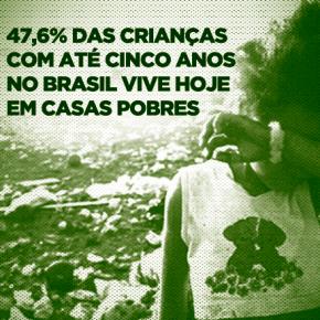 Bolsonaro abandona as crianças brasileiras à própriasorte