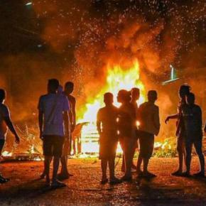 Vergonha: Rede elétrica explode no Amapá logo depois da visita de Bolsonaro(vídeos)